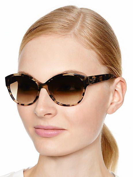 9f7c24ce2d619 Kate Spade Kiersten Sunglasses