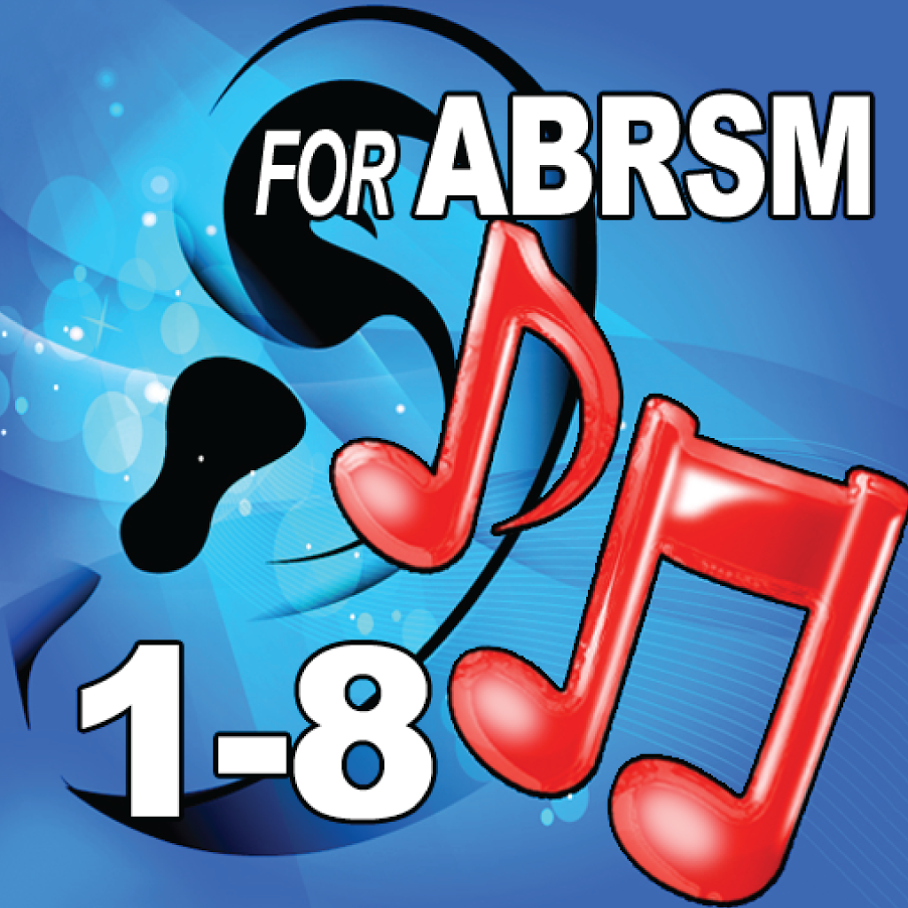 """Pin On """"AURALBOOK For ABRSM"""""""