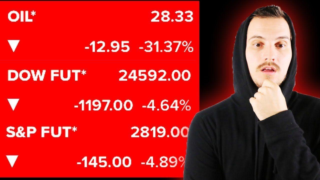 We Have A Huge Problem Oil Stock Market Etc Youtube In 2020 Stock Market Marketing Stock Market For Beginners