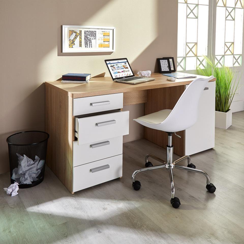 Schreibtisch Kolind 60 2x145 Two Tone Schreibtisch Modern