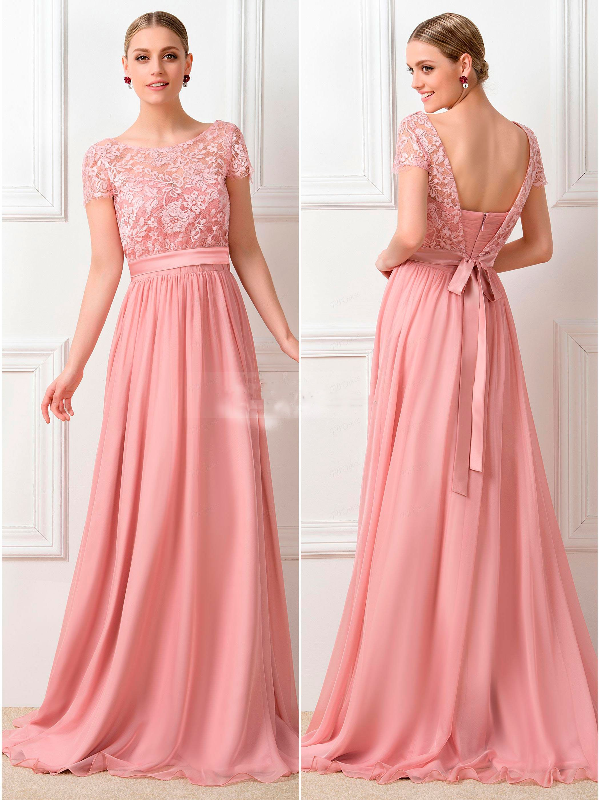 vestido-dama-de-honor-largo-encaje.jpg (2100×2800) | Vestidos ...