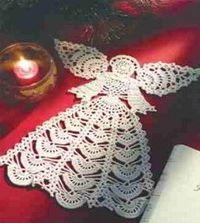 Maglia Angelo Crochet