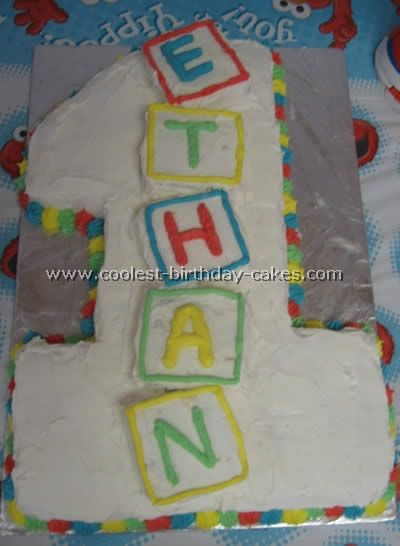 11 Creative Cake Ideas For A First Birthday Party