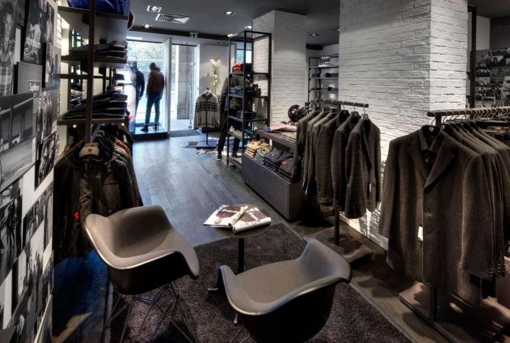 huge selection of 14714 eac71 Strellson Store Paris | 室內設計 Interior Design | Store ...