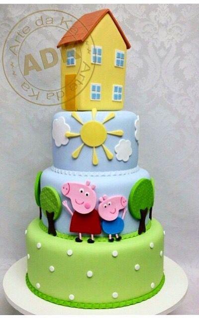 Art da Ka Cake | Peppa Pig