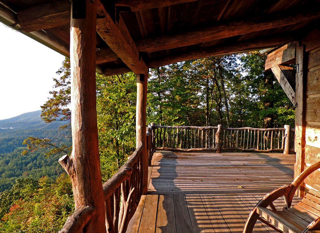 A Cozy Rustic Cabin In Sapphire North Carolina Home