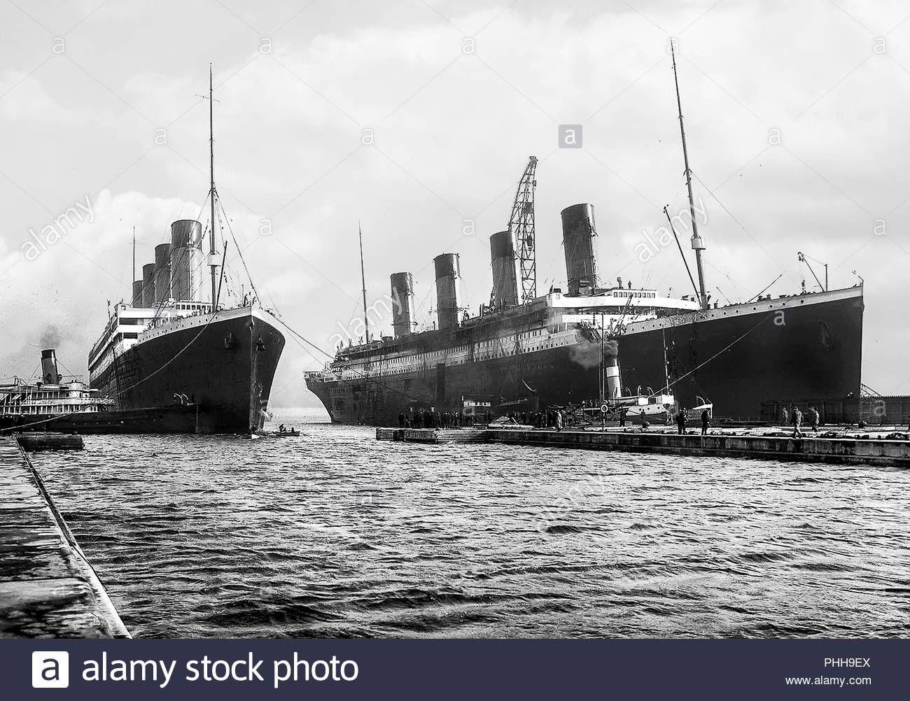 Pin De Diego En Rms Titanic Raro Lados