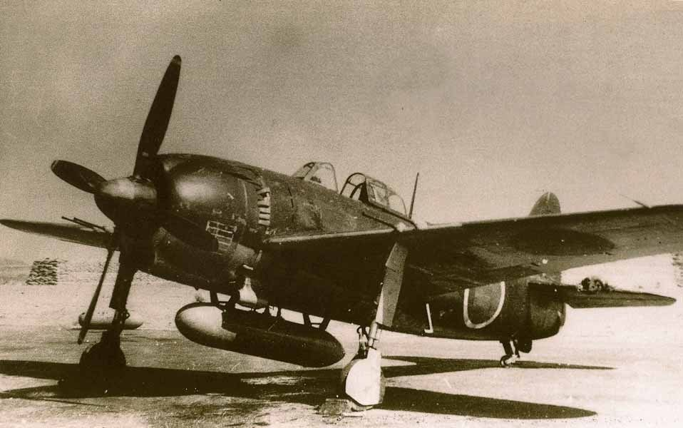 """Kawanishi N1K2-J Shiden Kai """"GEORGE"""", Japanese Navy Fighter, was considered one of the finest by both its pilots and opponents."""