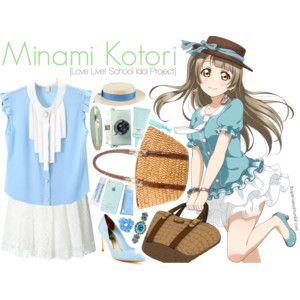 Minami Kotori [Love Live! School Idol Project]