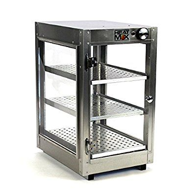 Heatmax 14x18x24 Commercial Food Warmer Countertop Pizza Pastry
