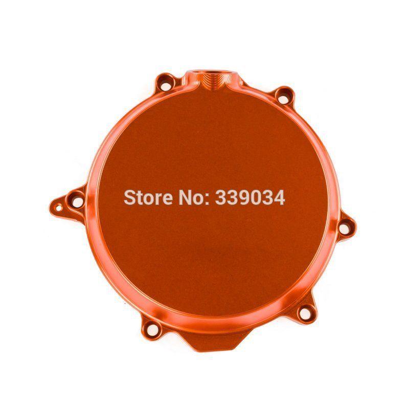 Orange Engine Outside Clutch Cover Fits For Ktm 250 Sx F Xc F Xcf W Exc F 2012 For Motorbike Frames Ktm 250 Ktm Ktm 250 Exc