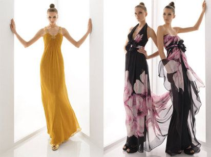 Ideas para vestir en una boda vestidos para boda en for Ideas para vestir