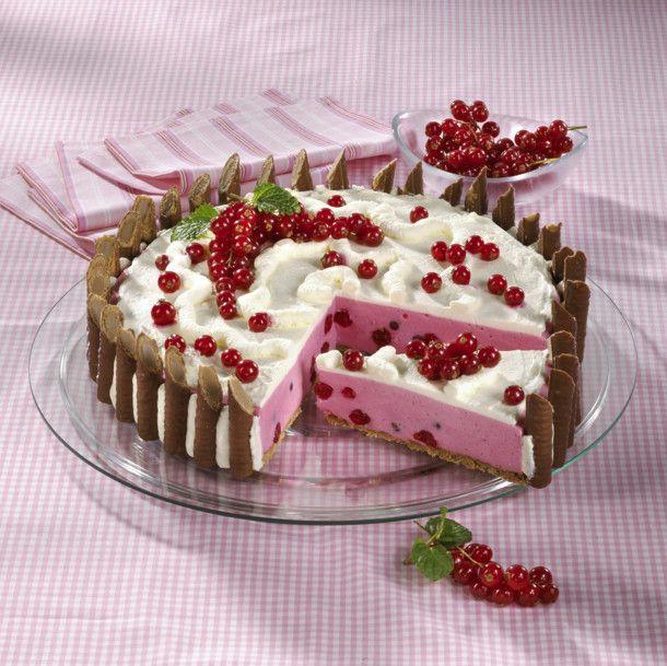 Unser beliebtes Rezept für Johannisbeer-Creme-Amicelli-Torte und mehr als 55.000 weitere kostenlose Rezepte auf LECKER.de.
