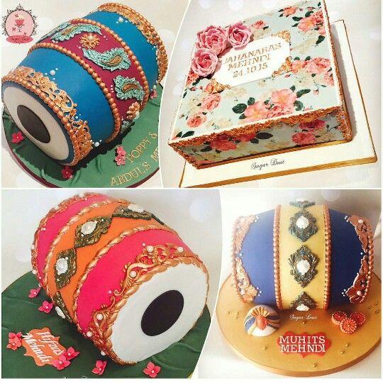 Mehndi Dholki Cake : Dholki cakes lovely idea s pinterest cake weddings