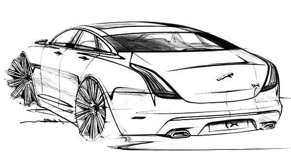 23 Jaguar Cars Coloring Pages Ideas Cars Coloring Pages Jaguar Coloring Pages