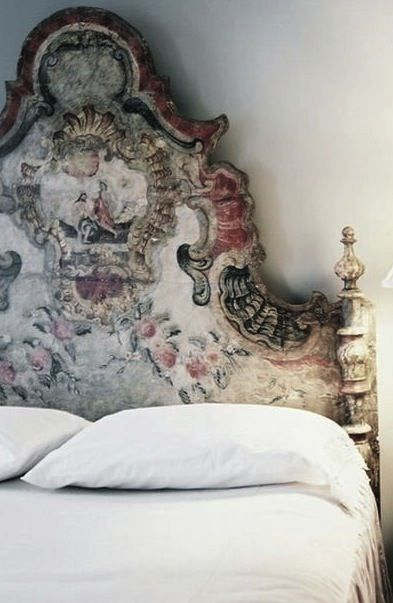 c h a t e a u - a n t o i n e t t e | Antique Beds | Pinterest ...