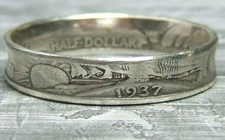 36acf7969b9b Cómo hacer anillos con monedas