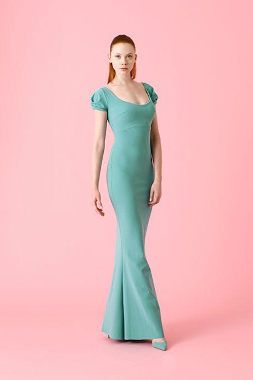Arles Long Dress | Chiara Boni La Petite Robe | The Perfect Lady. S ...