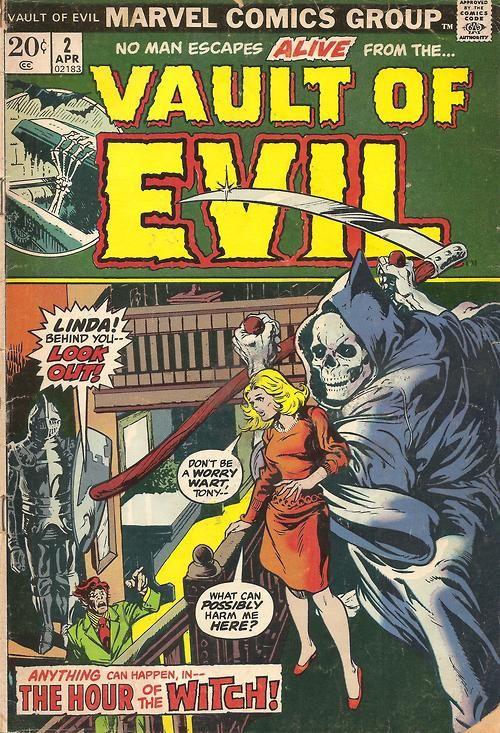 Vault of Horror Annual TPB (1994