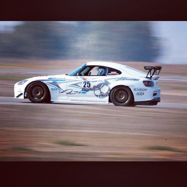 "@honda_parts_'s photo: ""Nice #S2000 #Track #car!"""