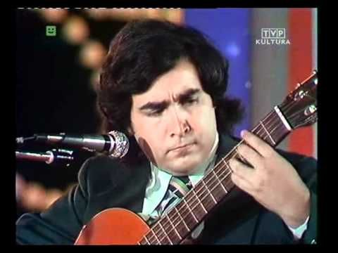 Pedro Luis Ferrer - Ay Mariposa live at Polish Music Festival 1977 Sopot