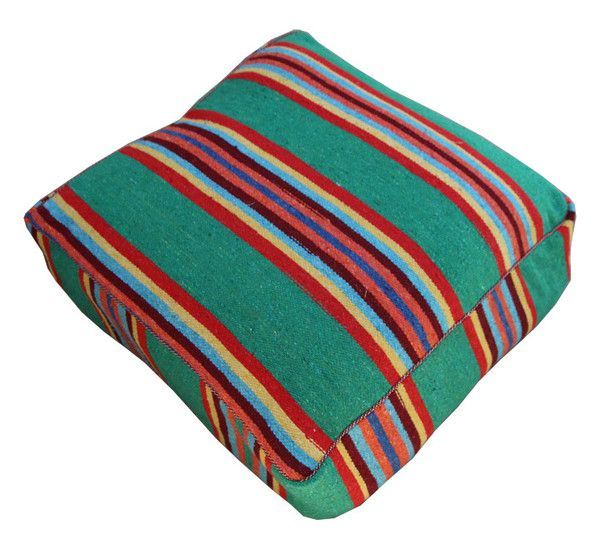 morraccan floor cushion - perfect for extra seating!