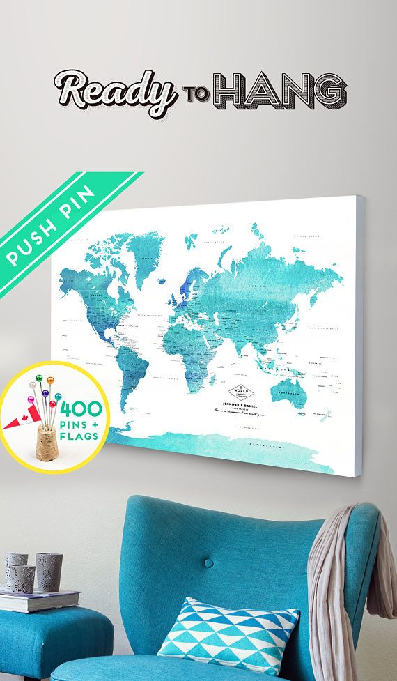 Holiday sale custom world map canvas ready to hang canvas wrap holiday sale custom world map canvas ready to hang canvas wrap choose size world map countries and their capitals usa and canada states and capital gumiabroncs