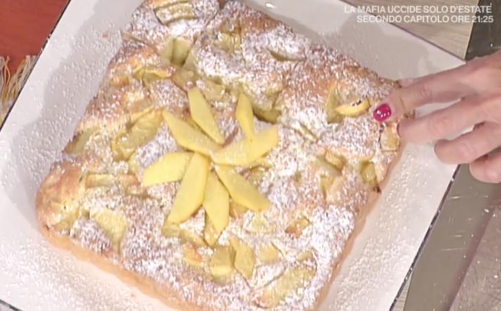 La Ricetta Della Torta Pesche E Mandorle A La Prova Del Cuoco