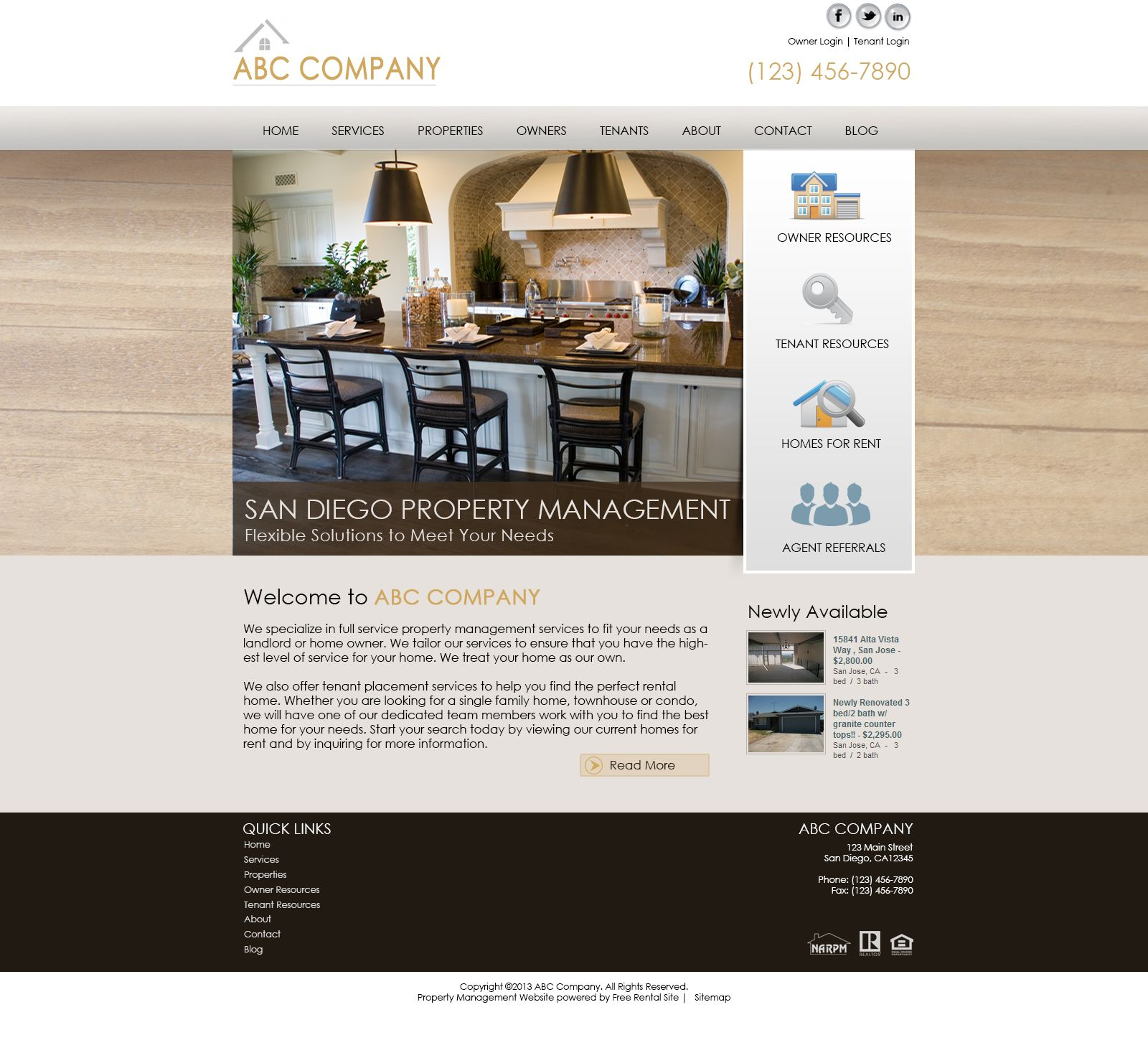 PMW Property Manager Websites Smart Site Design. Be the first to use ...