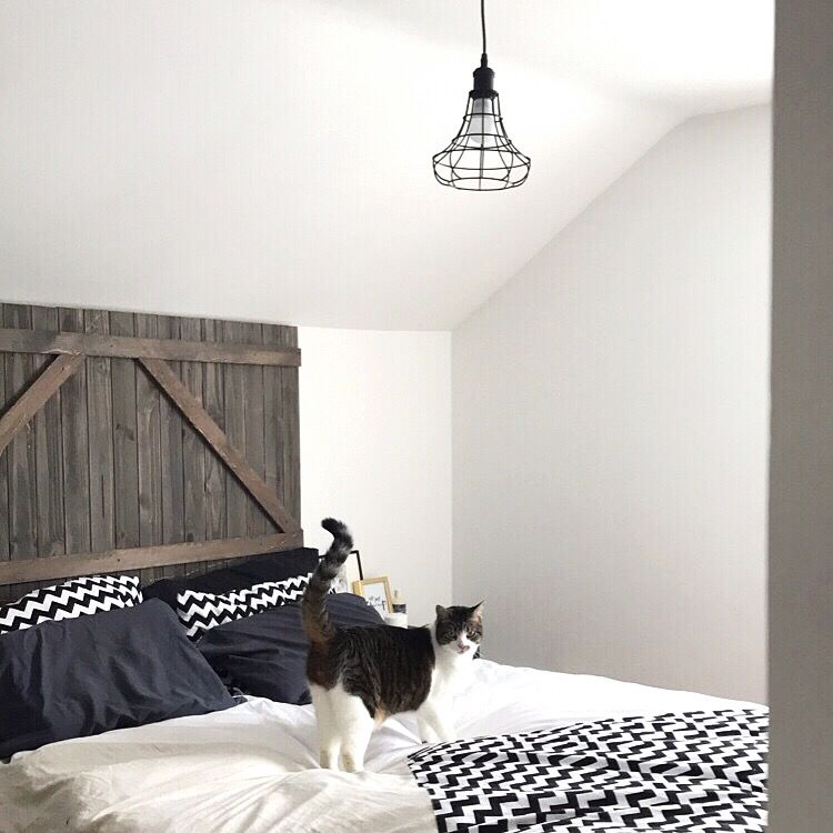 Chambre à coucher - maison Cynthia Dulude   Decos + house ...