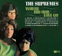 I love this album, Where Did Our Love Go (2 CD), from The Supremes. More info from the Classic Motown website at http://classic.motown.com