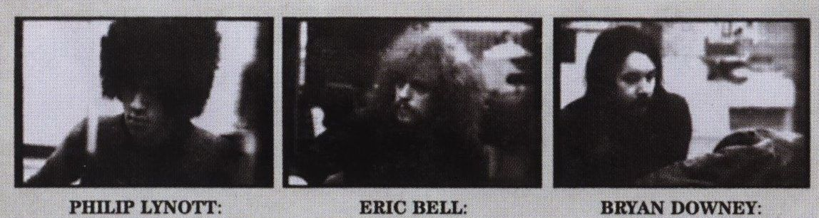 THIN LIZZY - ERIC BELL