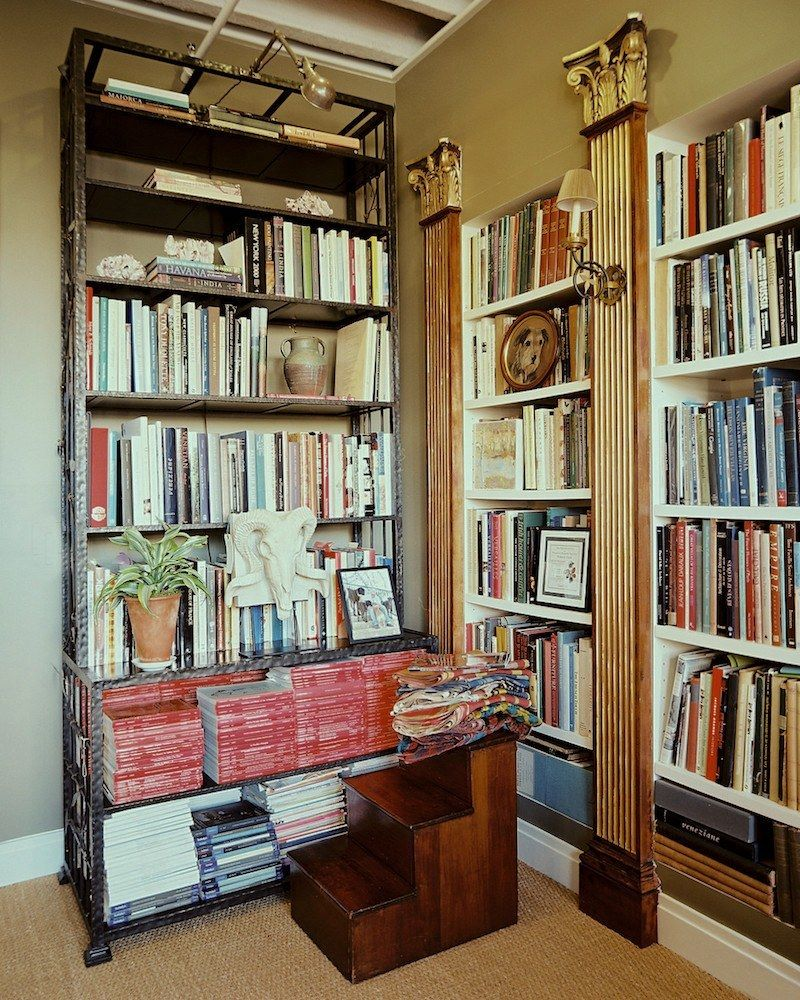 Creating Chic Cosy Home Library- Colors Lighting