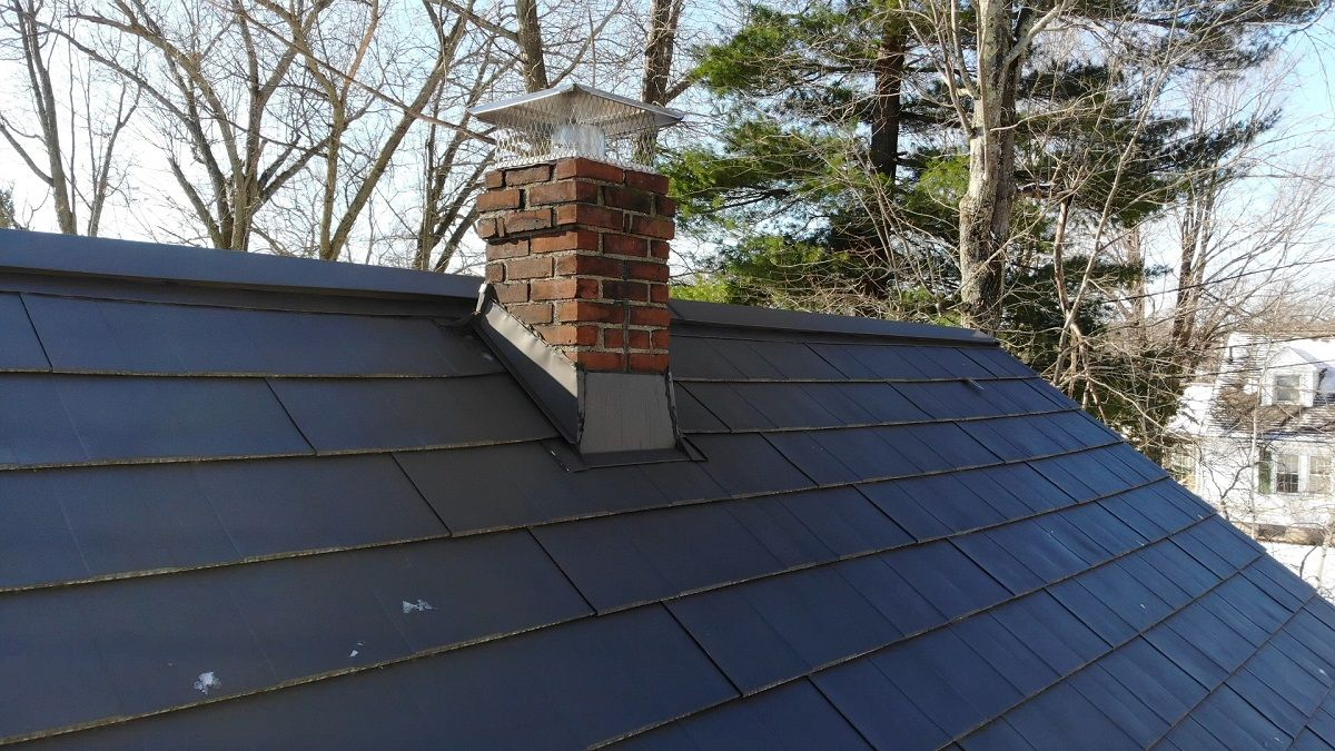 Not Your Grandfather S Metal Roof Metal Roof Roofing Contractors House Roof