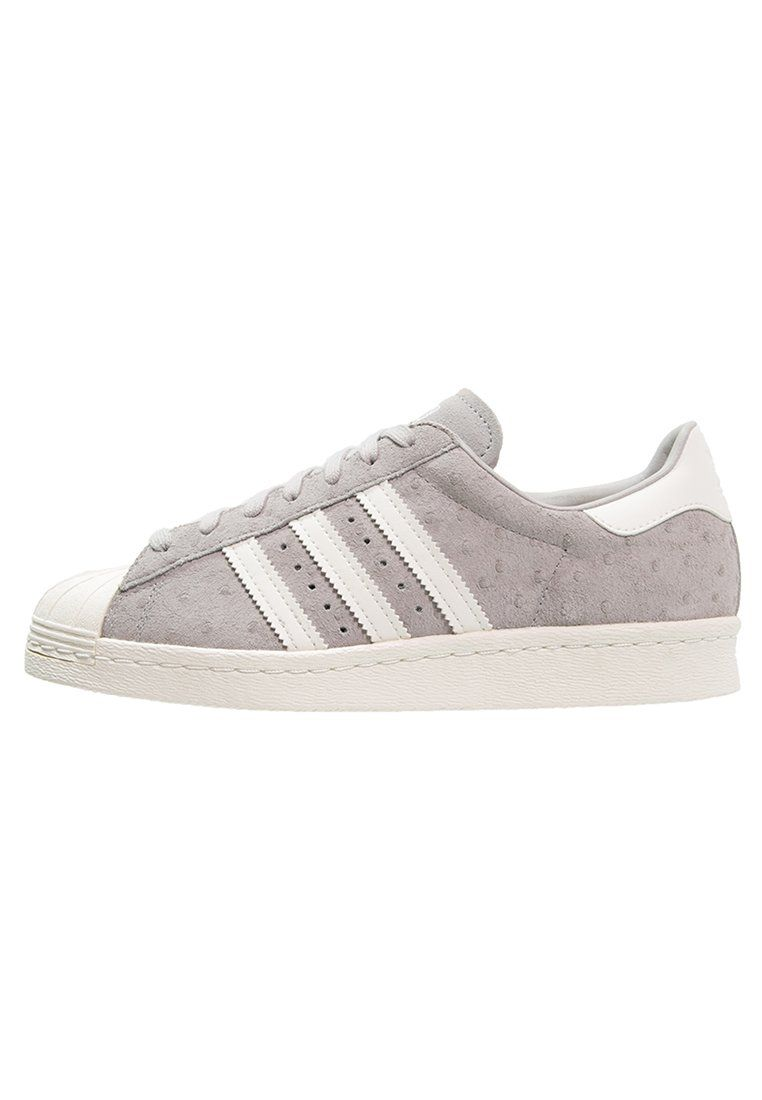 Adidas Originals Superstar 80s zapatilla bajas claro granito