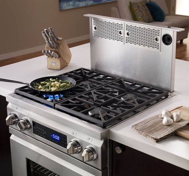 Dacor Dr30dilp 30 Distinctive Series Slide In Gas Range With