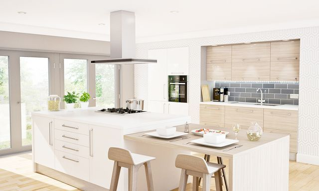 Kitchen Inspiration with Wren Kitchens (At Home with Abby)