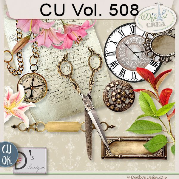 Commercial Use 508 by Doudou's Design  This set contents 12 elements created and/or photographed and/or extracted by myself.  Shadows only on preview