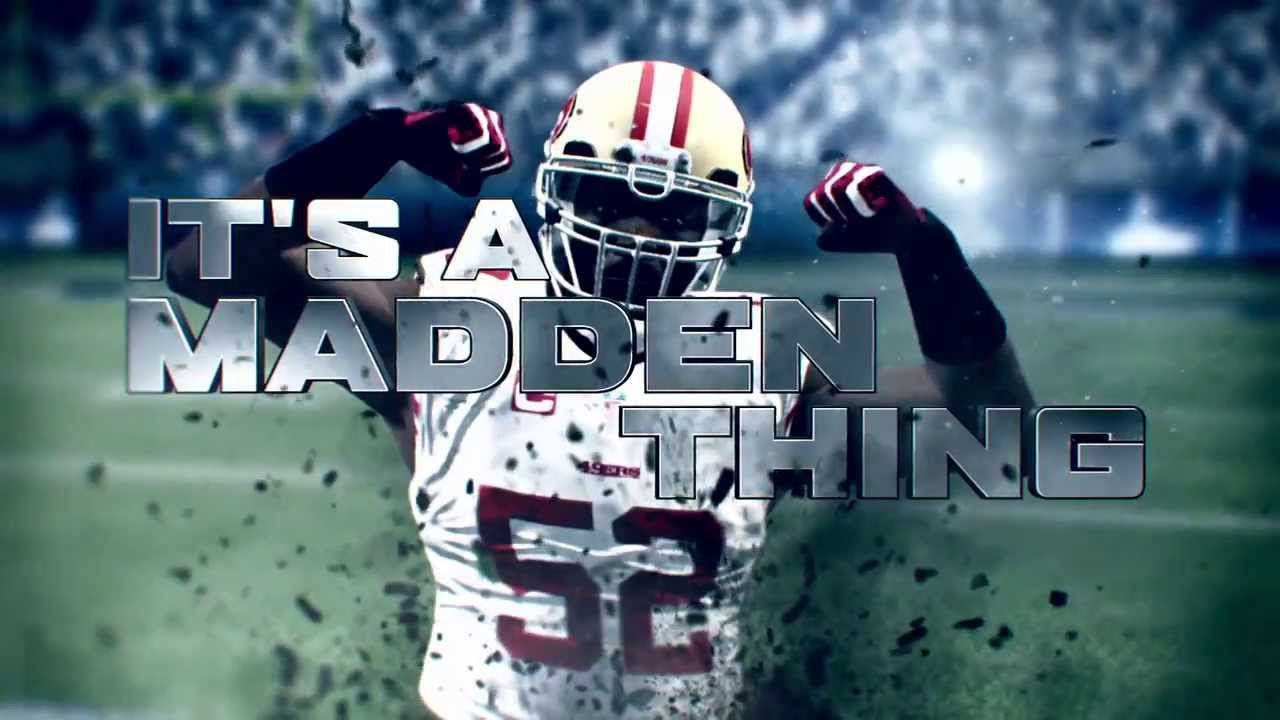 awesome Official Madden 25 Release Trailer