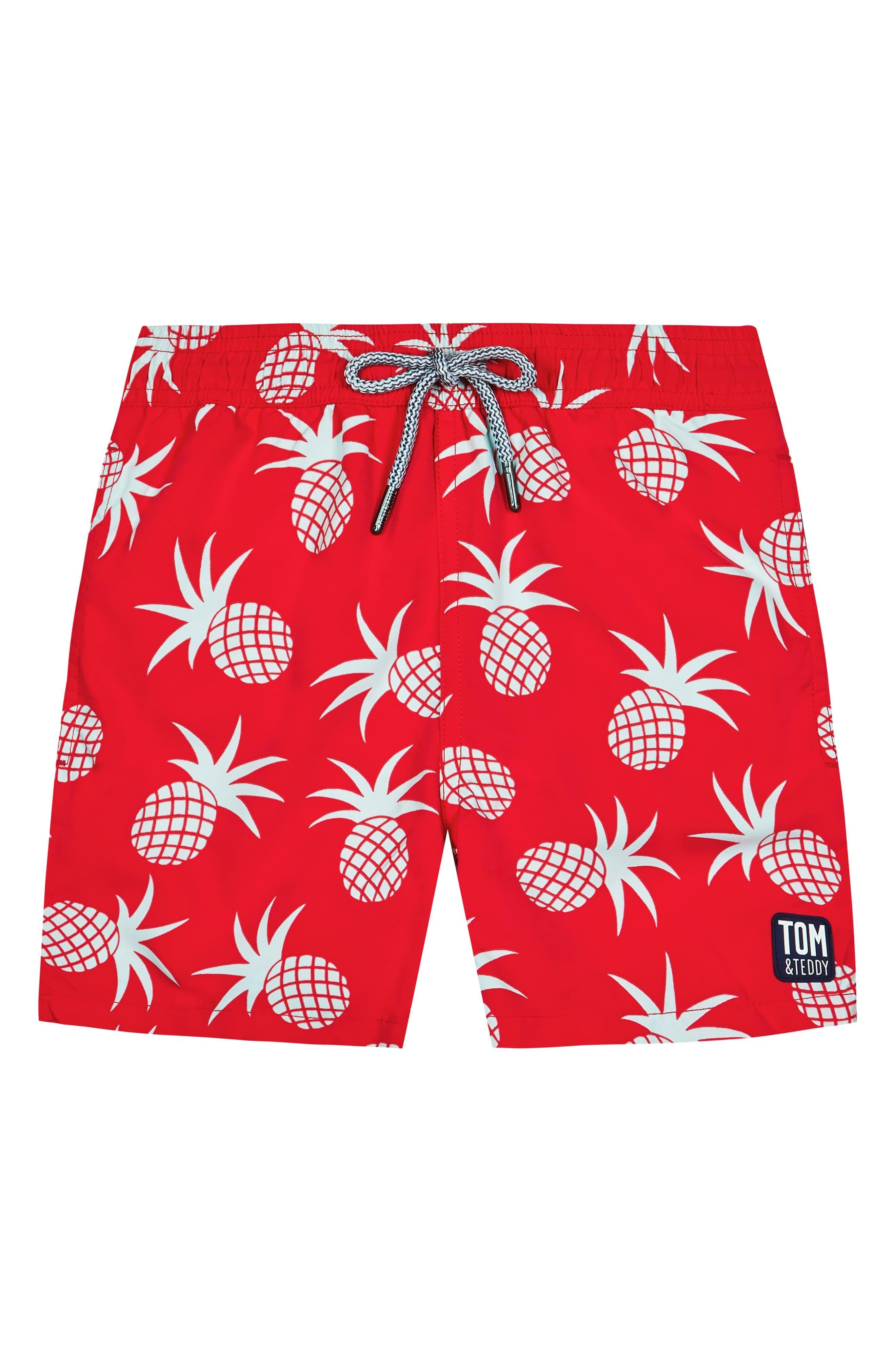 Tom /& Teddy Boys Pineapple