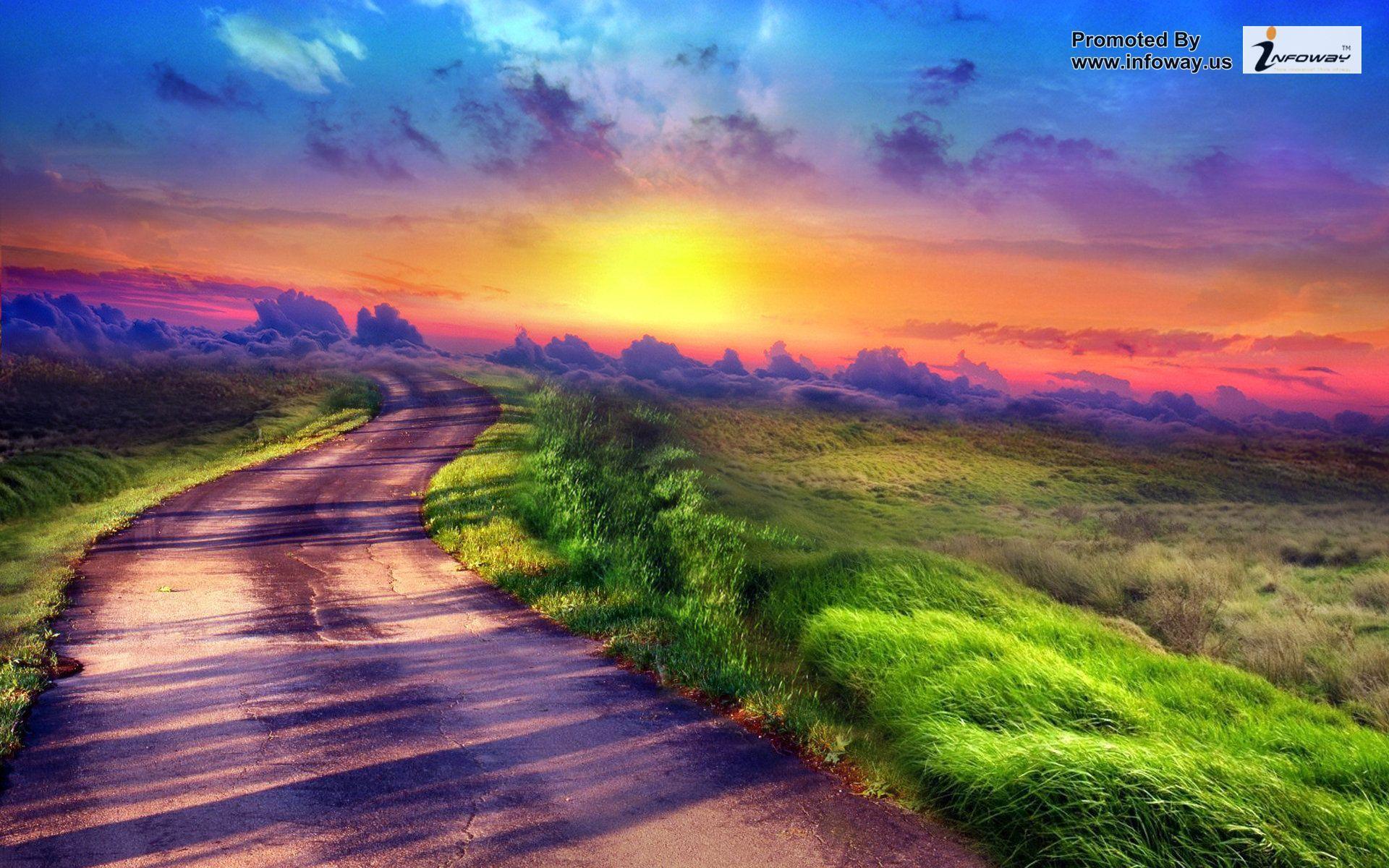 Beautiful Summer   Beautiful Summer Scenery Photo 44 of 413   outdoors   Landscape wallpaper ...