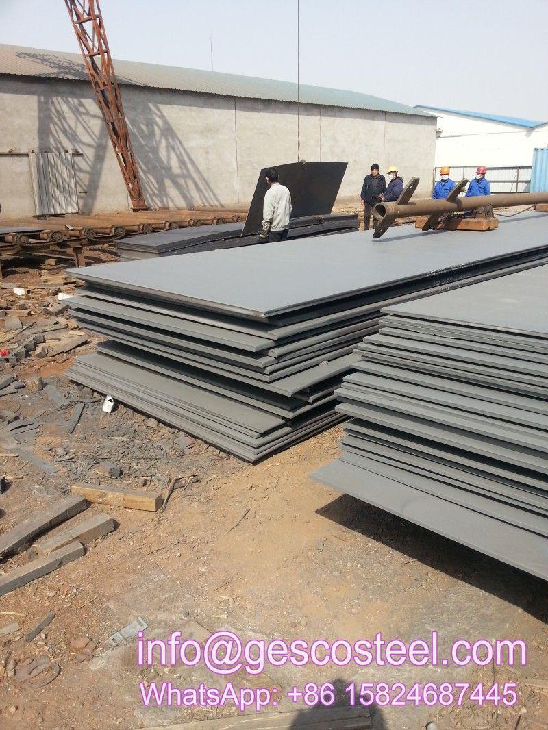 Astm A283grc A36 Ss400 Q235b Carbon Steel Grade Steel Plate Steel Grades Corten Steel Steel Plate