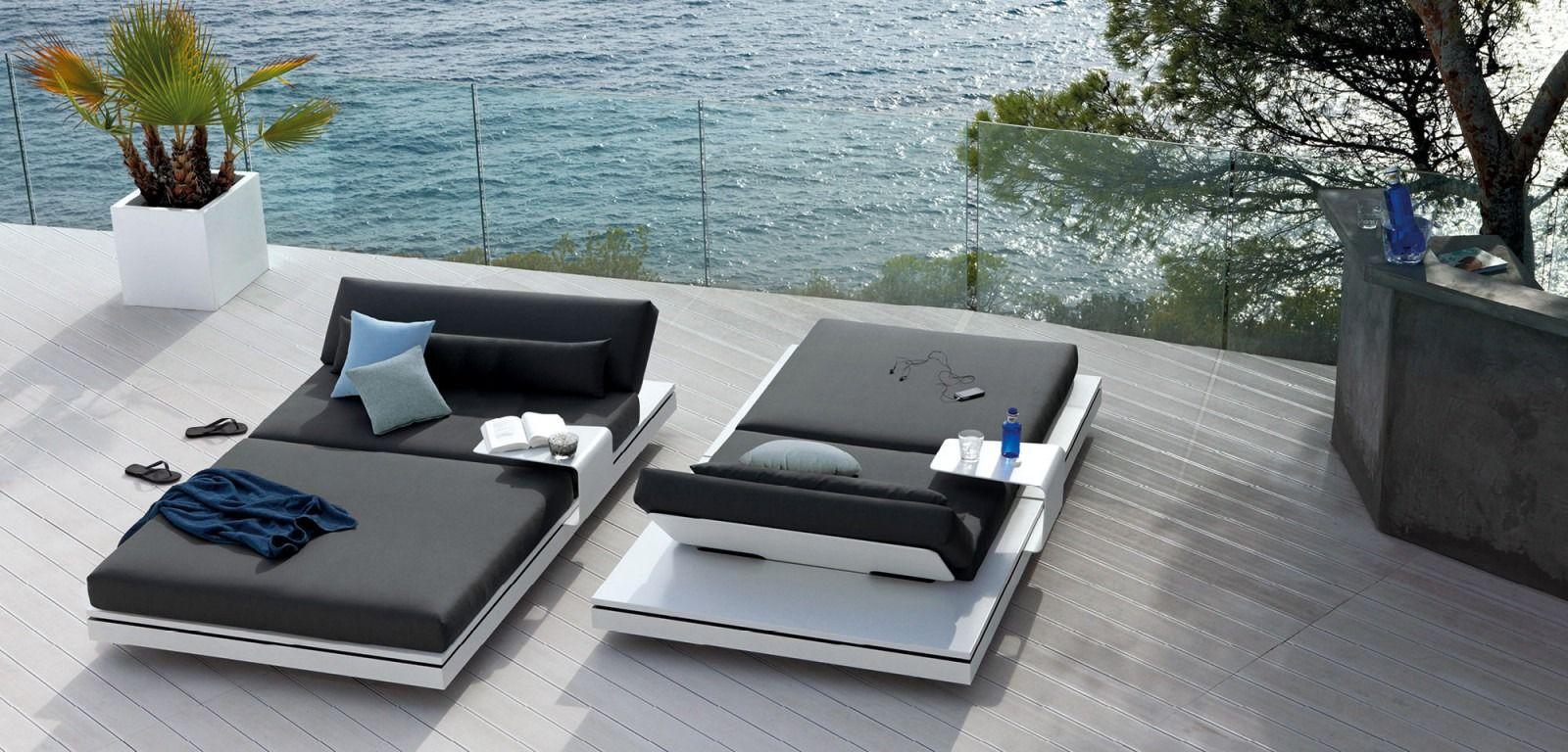 De Ideale Luxe Ligstoel Voor In Jouw Tuin Tuinset