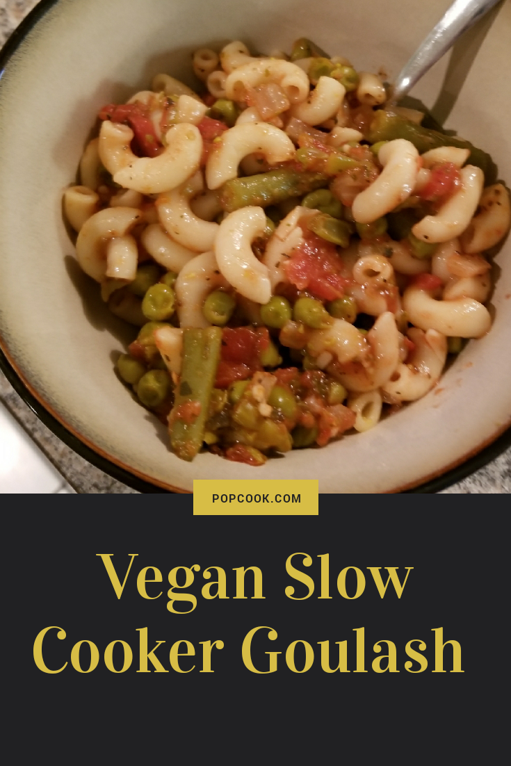 Slow Cooking Vegan Recipes