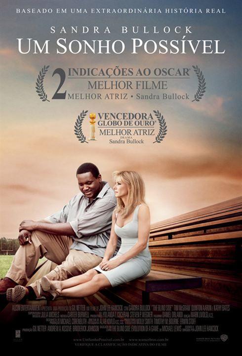 Um Sonho Possivel Poster Filmes Inspiradores Melhores Filmes