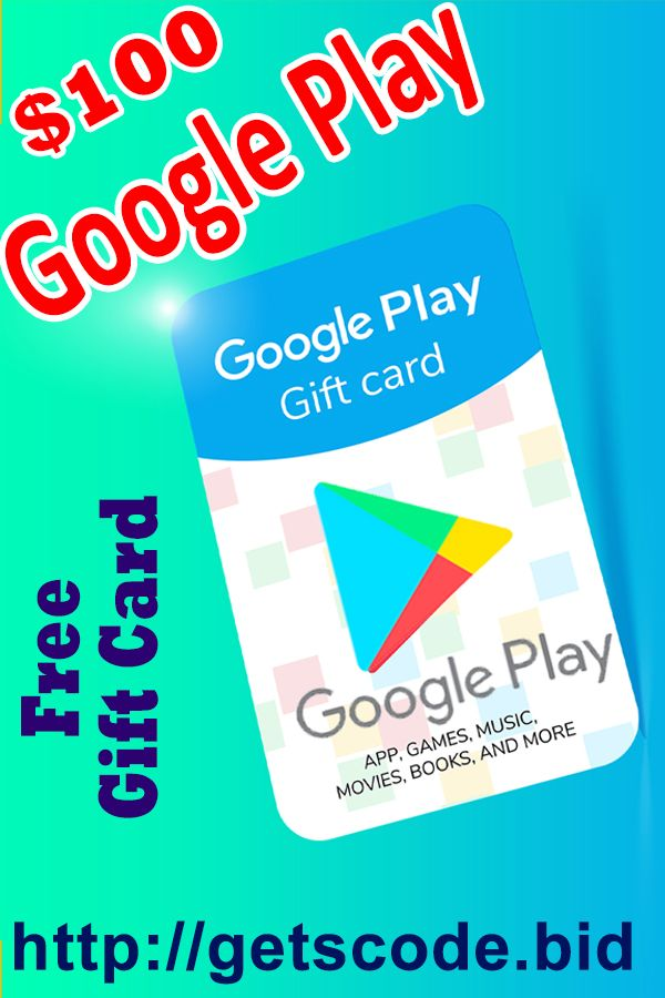 How To Get Free Google Play Gift Card Google Play Free Gift Card Google Play Gift Card Free Gift Cards Online Free Gift Card Generator