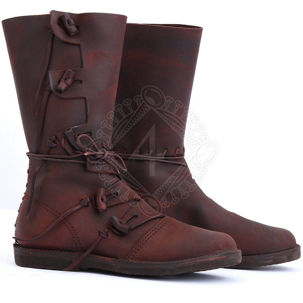 High Viking Boots The Standard Shoe Height Is Approx 33 Cm 13 Weight Approx 1200 G Size Eu 42 These Shoes Are Available In Viking Shoes Boots Boots Men