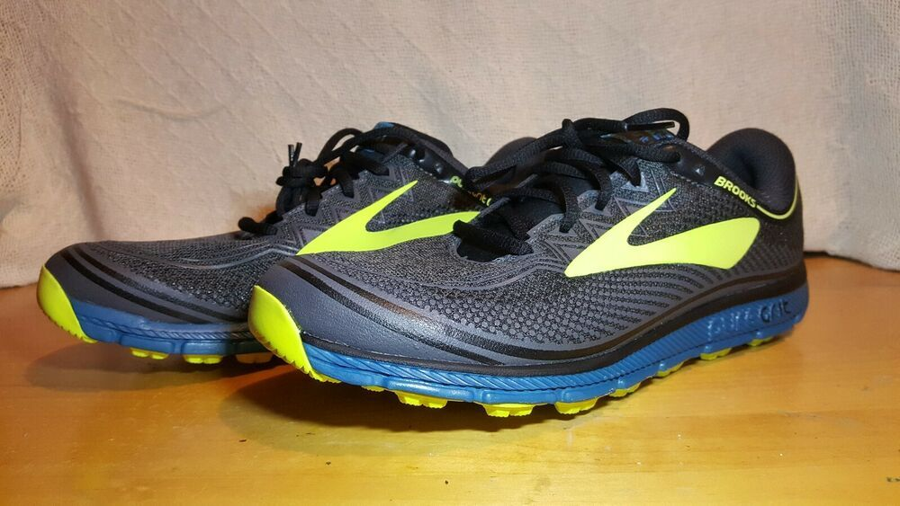 New BROOKS Pure Grit 6 Mens Trail Running Shoes