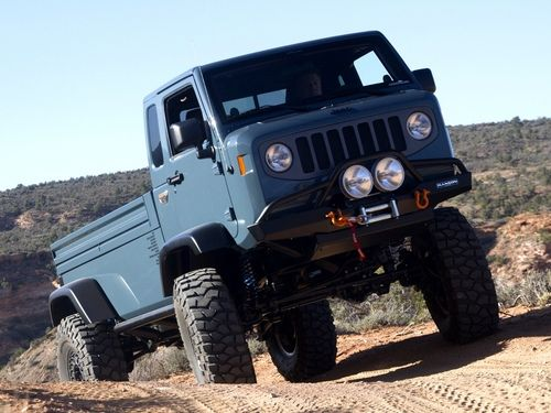 2012 Jeep Mighty FC