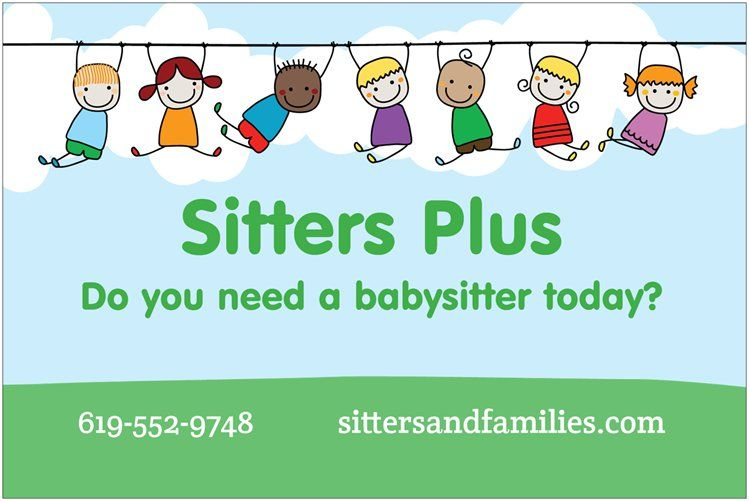 do you need a babysitter today san diego temecula and murrieta